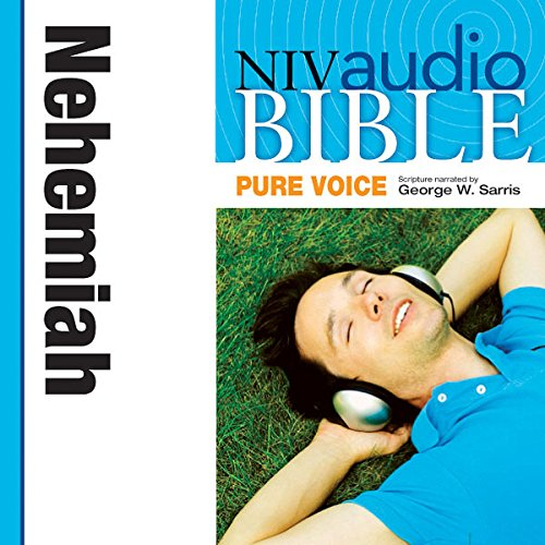 NIV Audio Bible, Pure Voice: Nehemiah cover art
