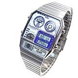 [シチズン]CITIZEN アナデジテンプ ANA-DIGI TEMP スター・ウォーズ 限定モデル 「R2-D2モデル」 STAR WARS 腕時計 メンズ レディース JG2117-51A