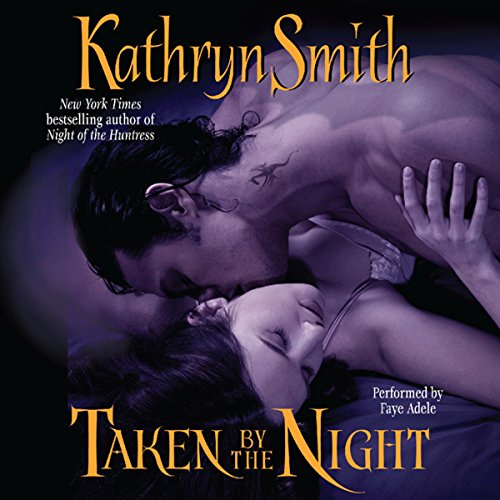 Taken by the Night audiobook cover art