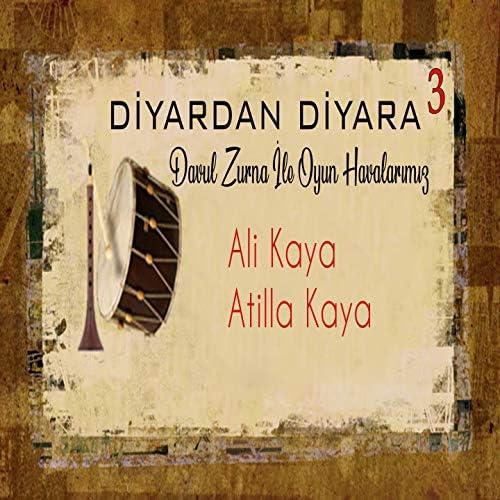 Ali Kaya, Atilla Kaya