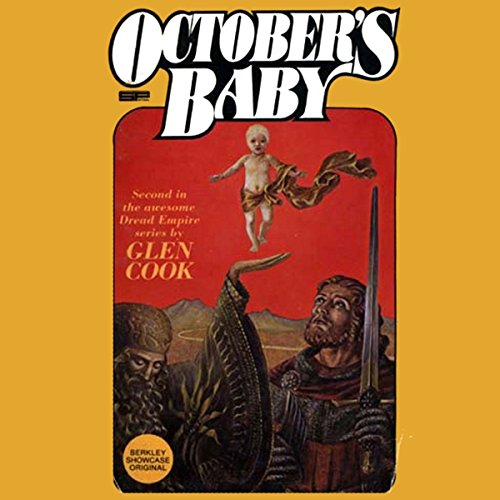 October's Baby audiobook cover art