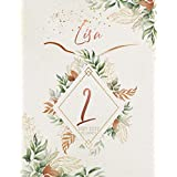 Lisa 2021 2022 Planner: Personalized Name Two Year Planner 2021 - 2022 with Initial Monogram Letter. Perfect Gifts for Girls and Women as Her 24 Months Personal Diary / Notebooks / Journals / Organizer. Plan Days, Set Goals & Get Stuff Done.
