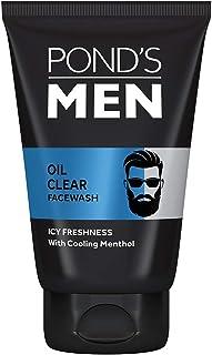 Ponds Men Oil Clear Face Wash 100 gm