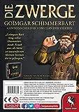 Pegasus Spiele 51936G Die Zwerge Charakterpack: Goimgar