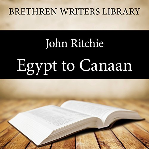 Egypt to Canaan cover art