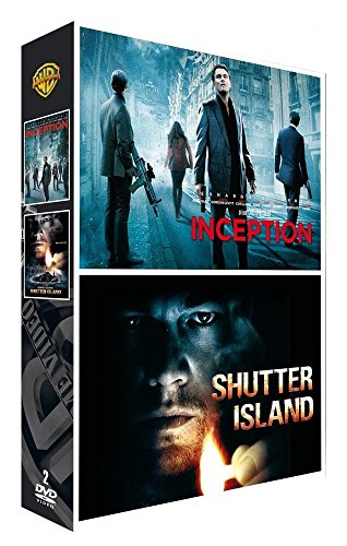 Coffret thriller : inception ; shutter island