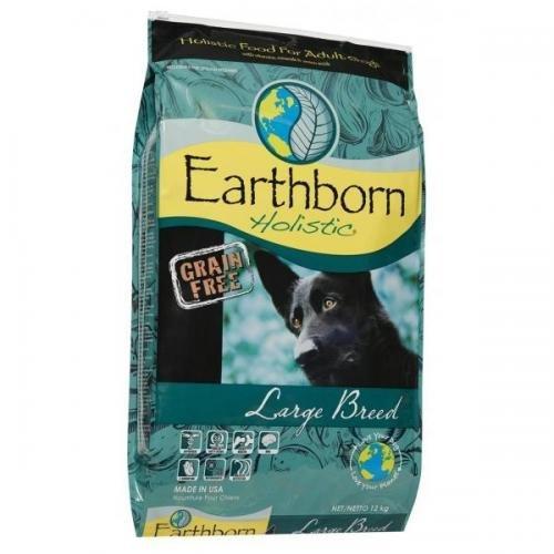 Earthborn Holistic Large Breed 12kg, Hundefutter, Trockenfutter