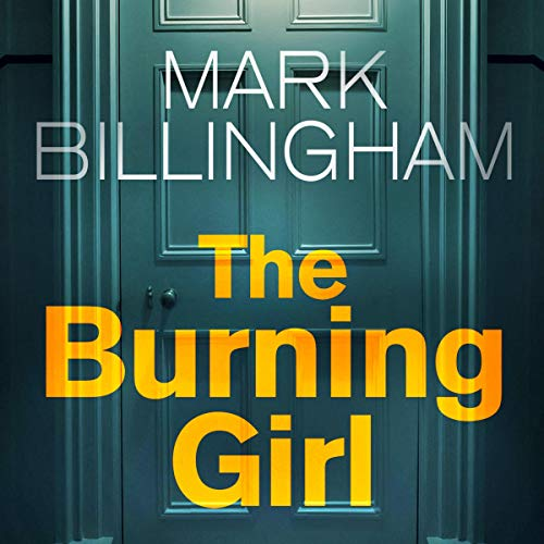 『The Burning Girl』のカバーアート