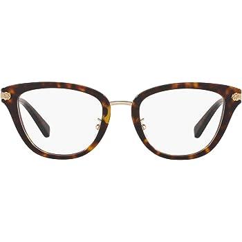 Eyeglasses Coach HC 6132 5545 BURGUNDY GLITTER SIG C FACING