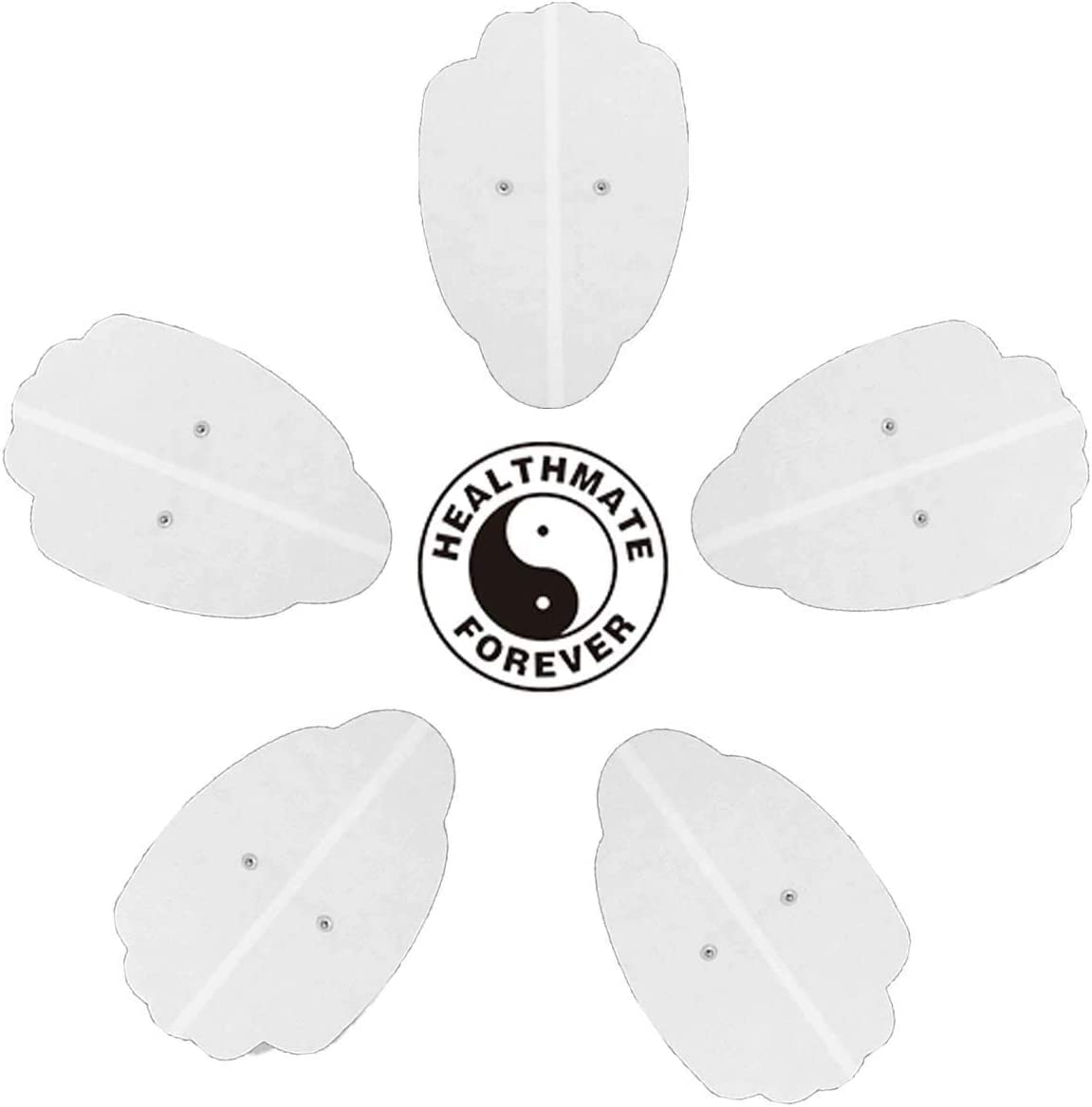 HealthmateForever New product! New type 5 pcs XXL White Hand Replacement Snap-On Large special price
