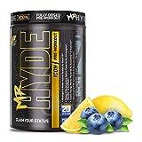 ProSupps® Mr. Hyde® Icon, Intense High Powered Energy, Focus & Pump, Premium Pre-Workout Powder, (20 Servings, Poseidon Blueberry Lemon Wrath)