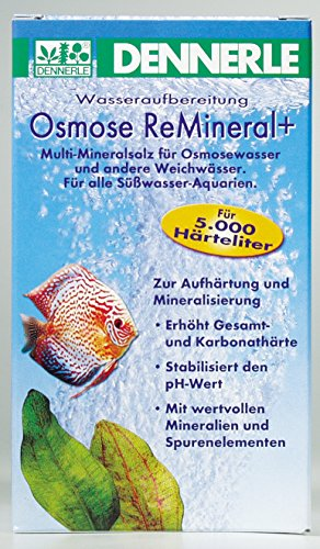 Dennerle 7035 Osmose ReMineral +, 250 g