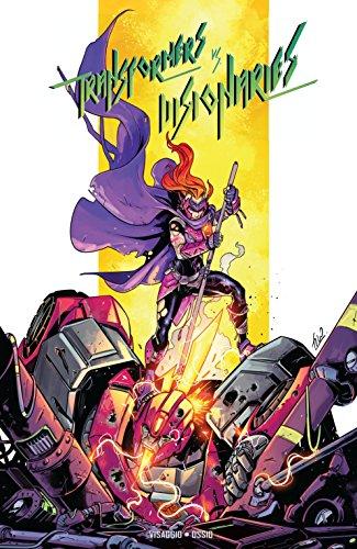 Transformers vs. The Visionaries (English Edition)