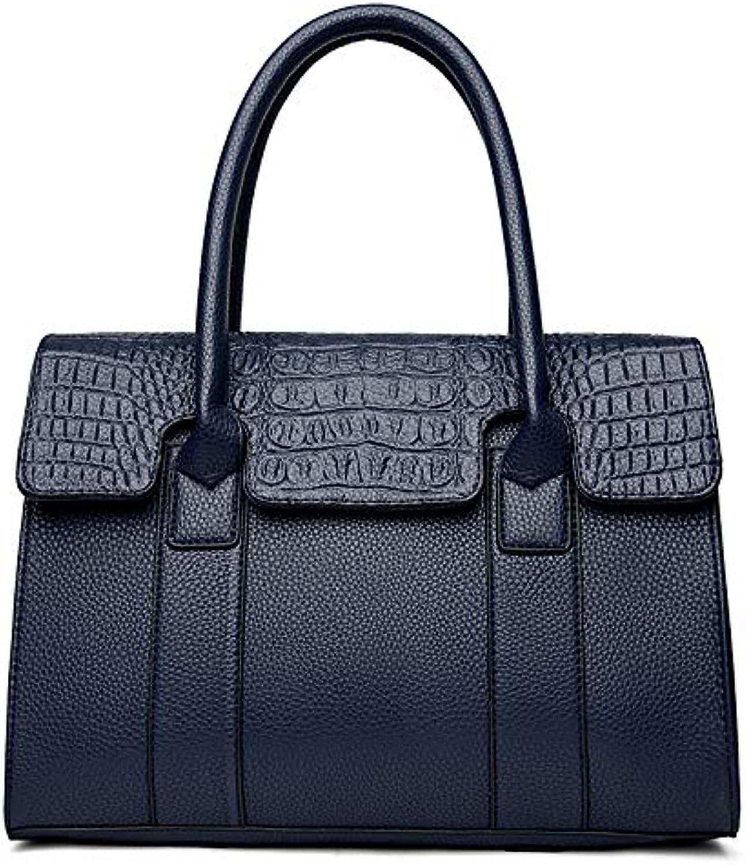 XMY Damen Tasche Big Bag Mode geprägte geprägte geprägte Schulter Umhängetasche Retro Persönlichkeit Wildtasche B07MH1FXVC  Gewinnen Sie hoch geschätzt 6c31b0
