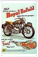 レトロおかしい金属錫サイン8 x 12インチ(20 * 30 cm)オートバイ車ブリキ看板警告通知パブクラブカフェホームレストラン壁の装飾アートサインポスター(ld-1-42)
