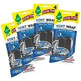 Little Trees Vent Wrap Air Freshener Car Freshner (New Car Scent)