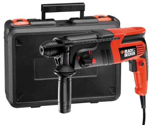 Black + Decker KD 855 KA SDS-plus-Bohrhammer 500 Watt
