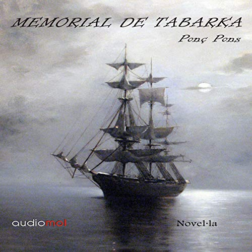 Memorial de Tabarka [Memorial of Tabarka] (Audiolibro en Catalán) cover art