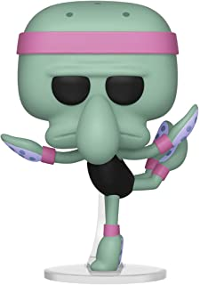 Funko Pop! Animation: Spongebob Squarepants - Squidward Ballerina, Multicolor