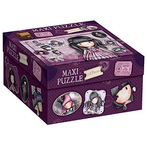 Headu- Gorjuss Maxi Puzzle, 3.HE21789