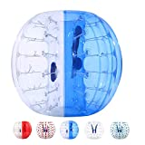 YUEBO Bumper Bubble Soccer Balls for Kids/Adults, Body Zorb Ball Dia 4FT/5FT(1.2m/1.5m) 1 Pack
