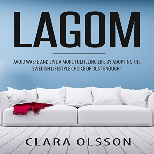 Lagom audiobook cover art