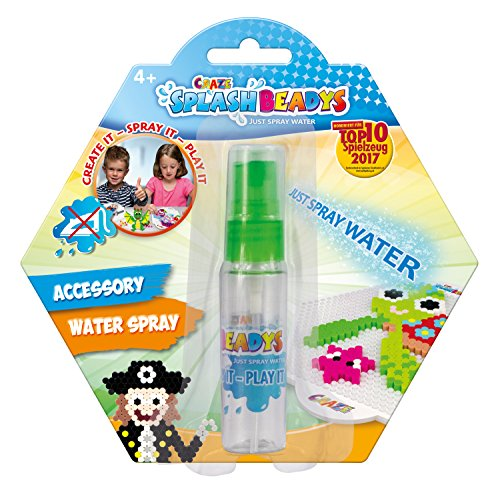 Craze 10594 Bügelperlen Bastelperlen Splash Beadys Water Spray, Wassersprüher, bunt