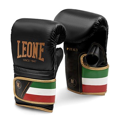 Leone 1947 Handschuhe, Unisex, für Erwachsene, Schwarz, L