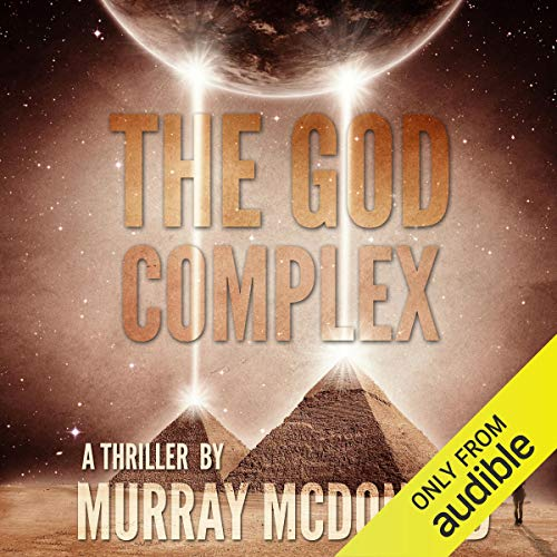 The God Complex: A Thriller Titelbild