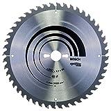 Bosch 2 608 640 672 - Hoja de sierra circular Optiline Wood - 300 x 30 x 3,2 mm, 48 (pack de 1)
