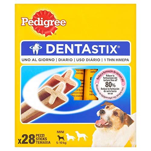 PEDIGREE Snack para Perros Mini dentastix Paquete 440 gr
