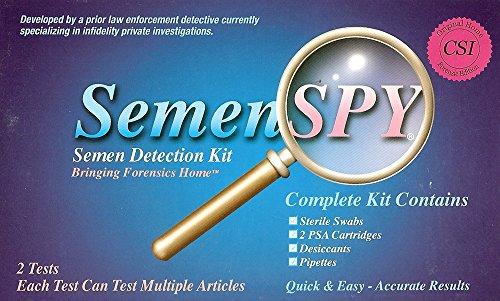 SemenSPY® Original Treuetest | Spermanachweis | Fremdgehen Test