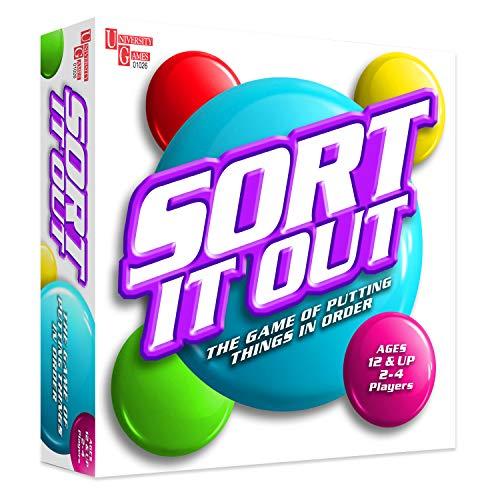 UNIVERSITY GAMES BOX-01273 Juego de Mesa Sort It out