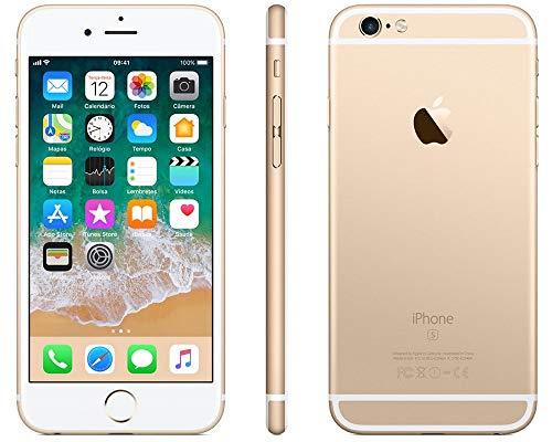iPhone 6S 128GB Dourado