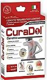 Cura Farma 26056 - CuraDol Adhesivo Medicado Antiinflamatorio 1 caja de 5 parches