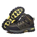 Zapatillas Trekking Hombre Mujer Trail Running Antideslizantes Zapatos de Senderismo Transpirable Botas Montaña Bajas al Aire Libre