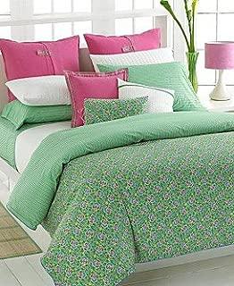Ralph Lauren Hampton Beach Club Stripe Square Decorative Pillow