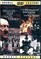 Wwii: Prelude to War & Normandy Invasion [DVD]