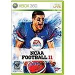 NCAA Football 11 - Xbox 360 (Renewed)