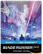 Blade Runner 2049-Mondo Steelbook + Soundtrack [Blu-Ray]