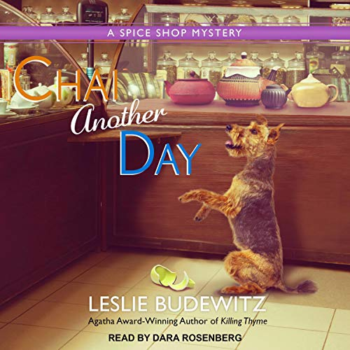 Chai Another Day Audiobook By Leslie Budewitz cover art