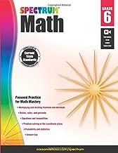 Best 6 grade math textbook Reviews