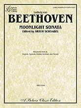 Ludwig van Beethoven Moonlight Sonata: Early Advanced Piano Solo