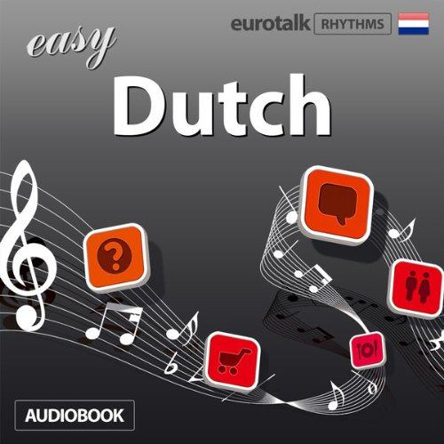 Rhythms Easy Dutch audiobook cover art