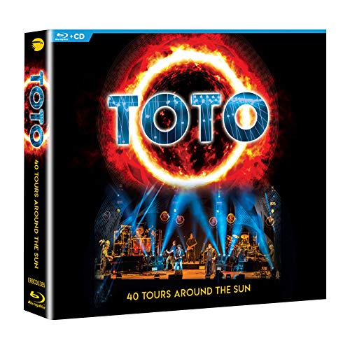 40 Tour Around The Sun [Blu-ray]