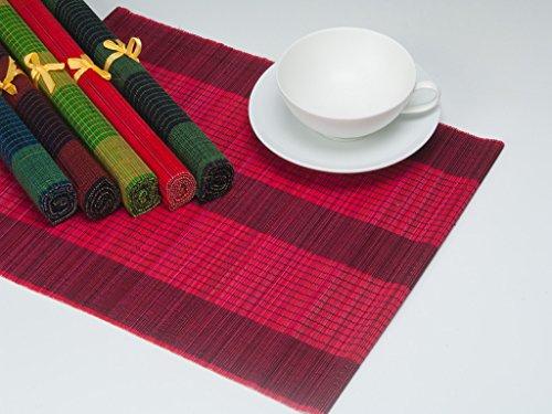 6x tapis de table \