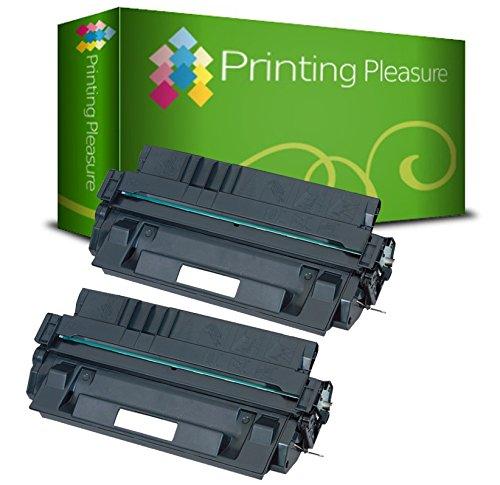 Printing Pleasure 2 Toner kompatibel für HP Laserjet 5000 5100 Canon 2200 2210 LBP-1610 LBP-1620 LBP-1810 LBP-62x LBP-840 LBP-850 LBP-870 LBP-880 LBP-910 FP-300 FP-400   C4129X 29X EP-62 3842A002AA