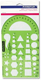 Staedtler Template, Geometric Shapes/Symbols, de tocadiscos