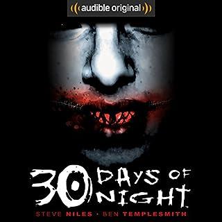 30 Days of Night cover art