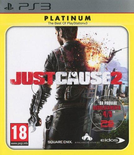PS3 - Just Cause 2 - Platinum - [Italian Version]